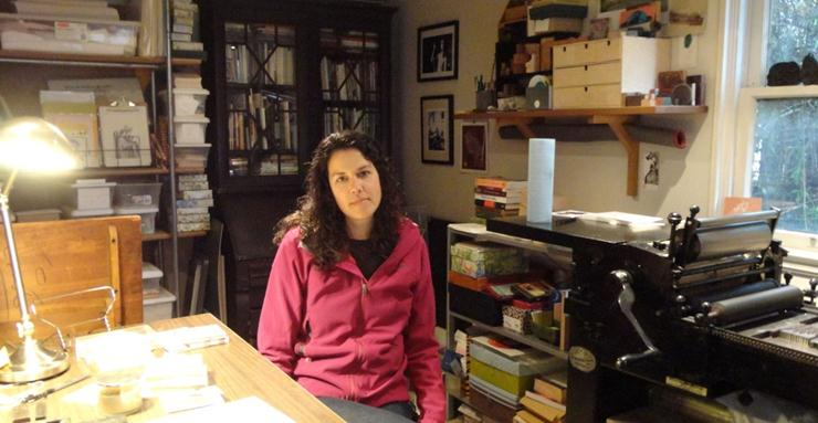2013 Poetry Chapbook Contest Announced at Lettre Sauvage--A Letterpress Story (1/6)